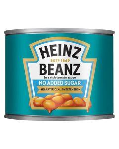 HEINZ BAKED BEANS NO SUGAR ADDED 200GM