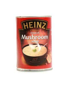 HEINZ SOUP CREAM MUSHROOM 400GM