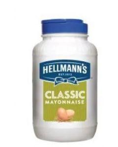 HELLMANN'S MAYONNAISE CLASSIC 1GAL
