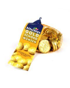 HITSCHIES GOLD SCHOKO MUNZEN