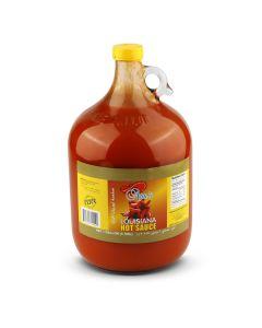 ANN'S HOT SAUCE LOUSIANA 3.78 LTR