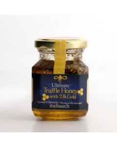 ITALTOUCH ULTIMATE ACACIA TRUFFLE HONEY 23KT GOLD FLAKES 120 GM
