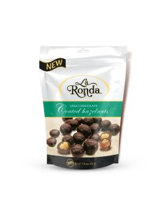 LA RONDA Coated hazelnuts 75 gm