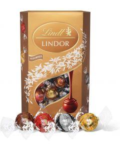 Lindt Assorted Lindor Balls 500 gm