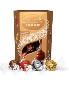 Lindt Lindor Assorted Chocolate balls, 200gm