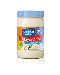 American Garden Mayonnaise Lite 16 OZ