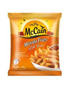 McCain Masala Fries 375 gm
