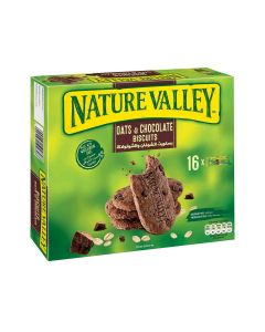 NATURE VALLEY OATS & CHOCOLATE BISCUITS