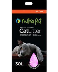 Nutra Pet Cat Litter Silica Gel 30L