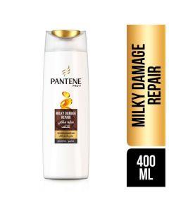 Pantene Pro-V Milky Damage Repair Shampoo 400 ml