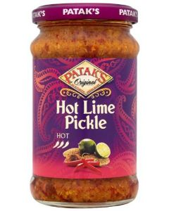 Patak's Lime Pickle Hot 283 gms