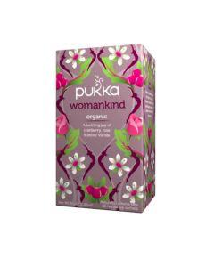 PUKKA WELLNESS TEA WOMANKIND