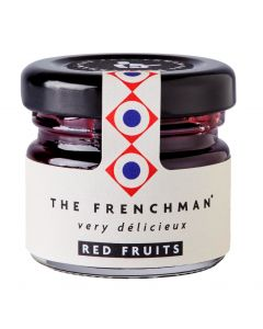 The Frenchman Organic Red Fruit Spread 36  x 30 gm