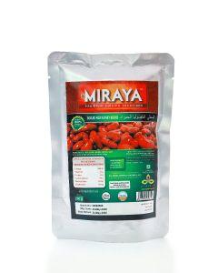 MIRAYA BOILED RED KIDNEY BEANS 200 GM