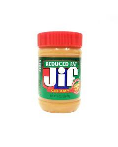 JIF REDUCED FAT CREAMY PEANUT BUTTER