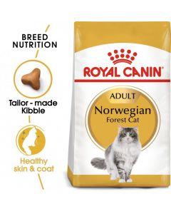 Feline Breed Nutrition Norwegian Forest Cat 2 KG