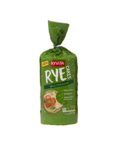 Ryvita Rye Cakes Wholegrain 120 gms
