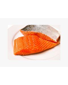Royal Caviar Salmon Portioned 2 X 250 GM Fresh