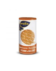 WASA DELICATE TASTY ROUNDS SESAM 235GM