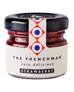 The Frenchman Organic Strawberry Spread 36 X 30 gm
