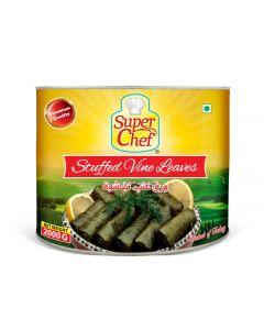 SUPER CHEF STUFFED VINE LEAVES 2 KG