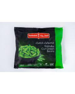 SUNBULAH CUT GREEN BEANS 450 GM