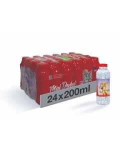 Mai Dubai Water BottleTom & Jerry 24X200 ML