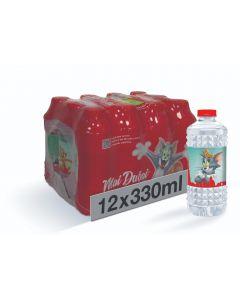 Mai Dubai Water Bottle Tom & Jerry  12X330ML