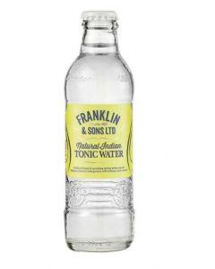 FRANKLIN INDIAN TONIC 6X200 ML