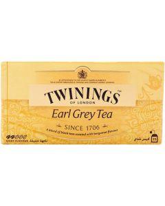 TWININGS TEA EARL GREY 25 X 2 Gm
