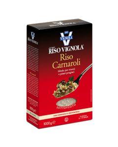 RICE RISSOTTO CARNAROLI 1 KG