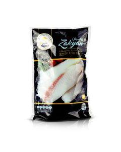 ZAKYAN WHITE FISH FILLET 1 KG