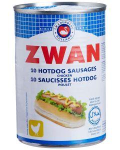 ZWAN HOT DOG CHICKEN 200GM