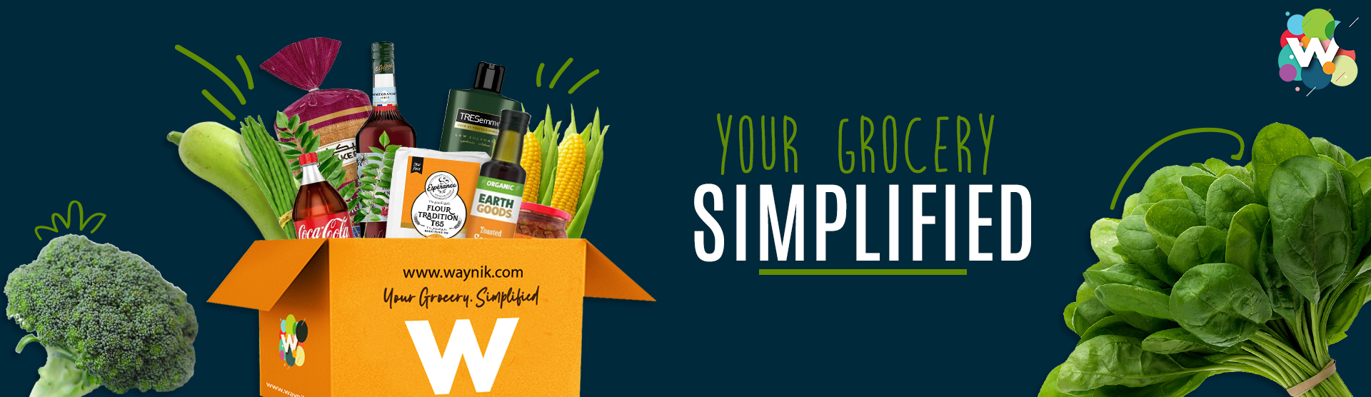 Your Grocery Simplified